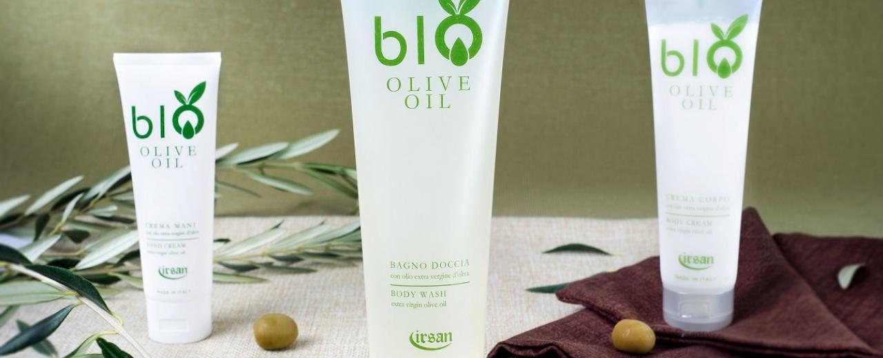 Nuova Linea Bio con Olio extra vergine d'oliva